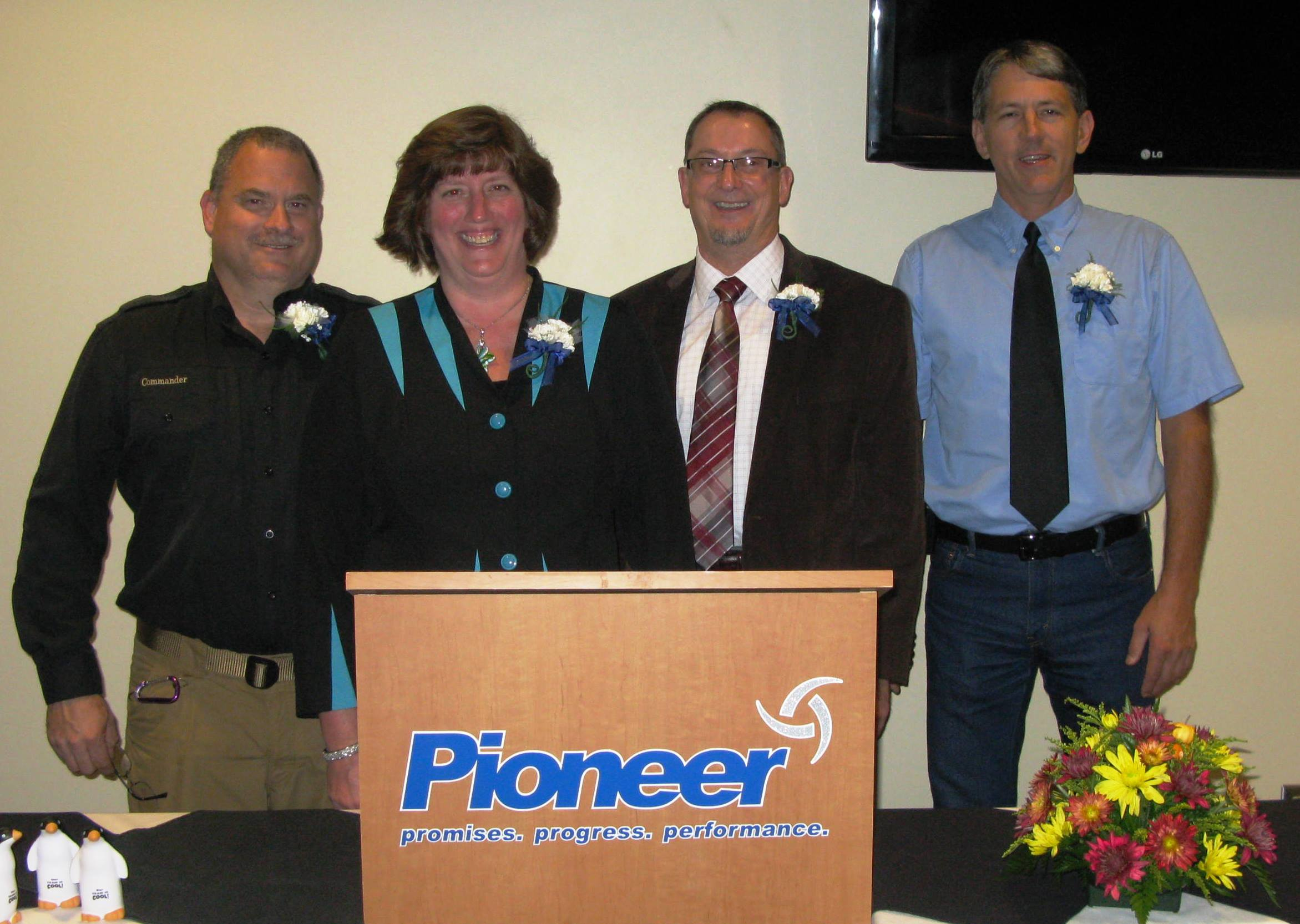 2012-13 Master Teachers honored